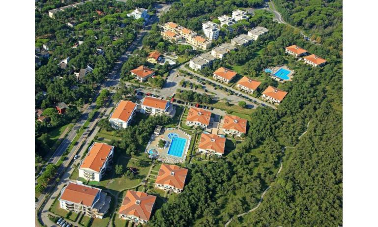 Residence LIDO DEL SOLE 1: Panoramablick