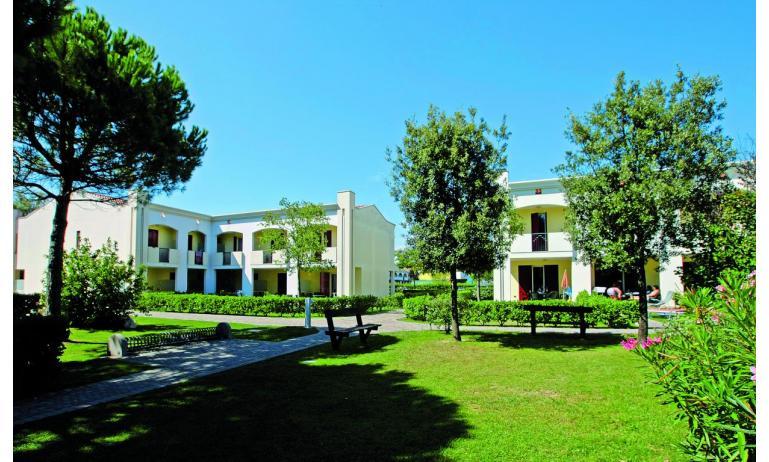 résidence CALYCANTHUS: jardin en commun