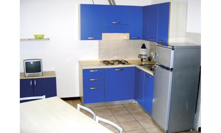 Residence GIRASOLI: B5 - Kochnische (Beispiel)