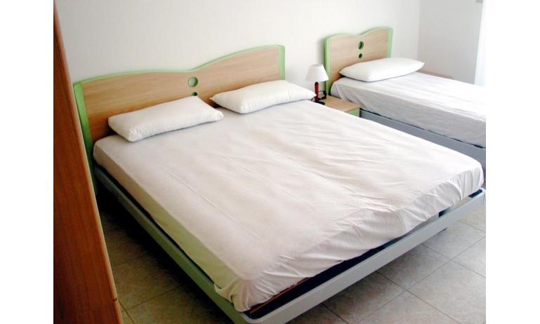 appartamenti MILLENIUM: C7 - camera tripla (esempio)
