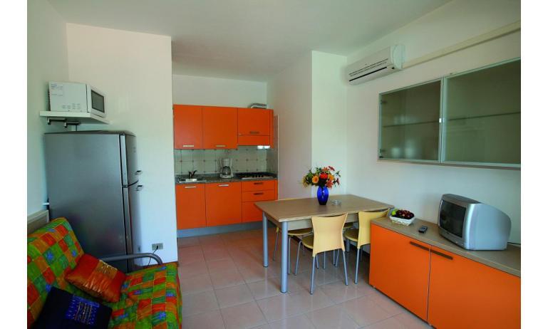 appartamenti CAMPIELLO: B4 - soggiorno (esempio)