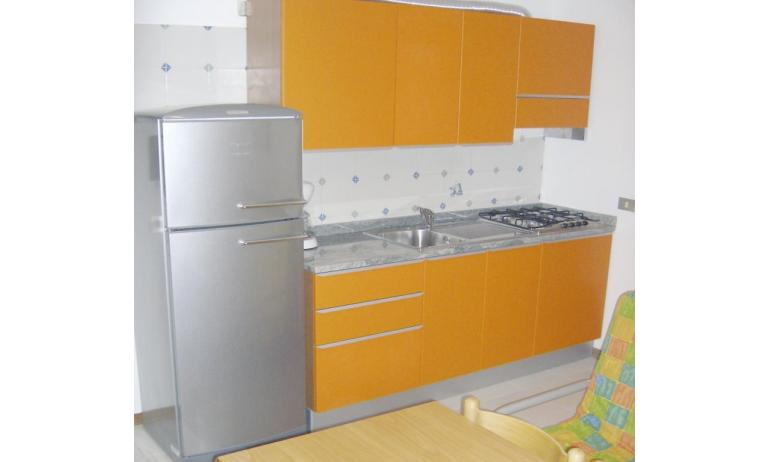 appartamenti CAMPIELLO: B4 - angolo cottura (esempio)