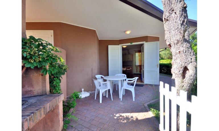 appartament VILLAGGIO TIVOLI: A4 - terrasse