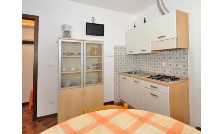 appartament VILLAGGIO TIVOLI: A4 - coin cuisine (exemple)