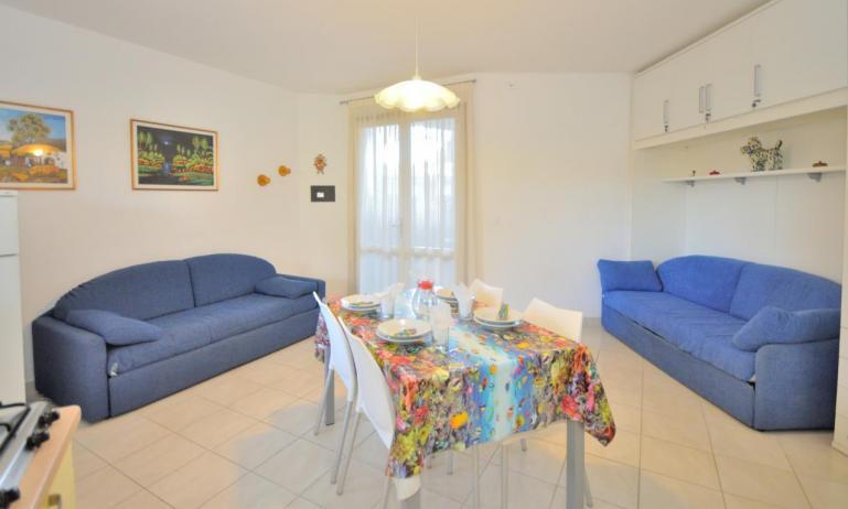 appartament VILLAGGIO TIVOLI: A4 - canapé-lit double (exemple)