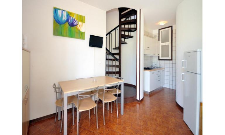 appartament VILLAGGIO TIVOLI: B5 - escaliers internes (exemple)
