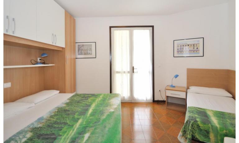 appartament VILLAGGIO TIVOLI: B5 - chambre à 3 lits (exemple)