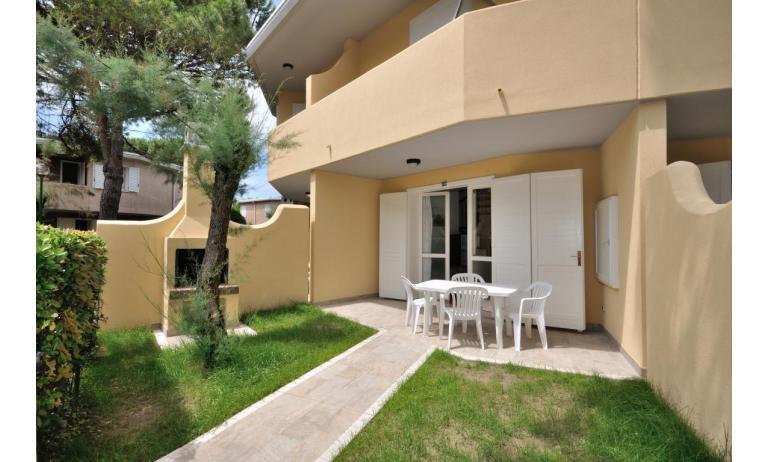 appartament VILLAGGIO TIVOLI: B5 - petite maison sur deux niveaux (exemple)
