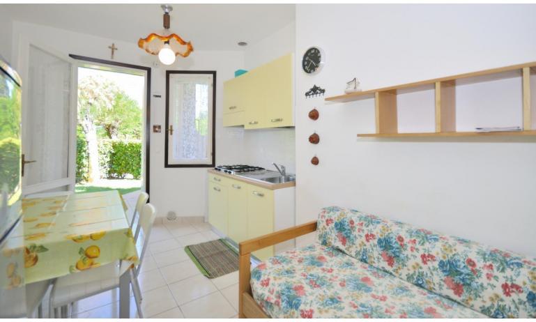 appartament VILLAGGIO TIVOLI: B5 - canapé-lit double (exemple)