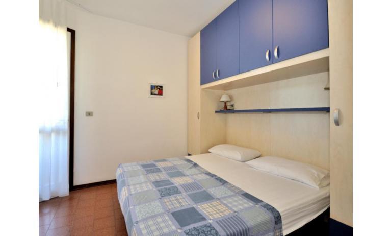 appartament VILLAGGIO TIVOLI: C6 - chambre à coucher double (exemple)