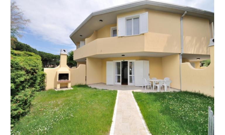 appartament VILLAGGIO TIVOLI: C6 - petite maison sur deux niveaux (exemple)
