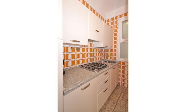 appartament VILLAGGIO TIVOLI: C7 - coin cuisine (exemple)