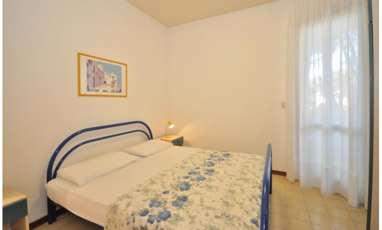appartament VILLAGGIO TIVOLI: C7 - chambre à coucher double (exemple)