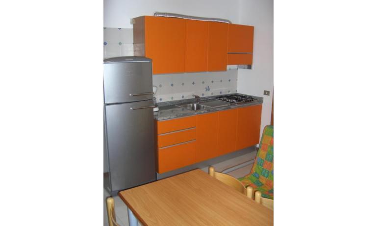 appartamenti CASTELLO: B4 - angolo cottura (esempio)