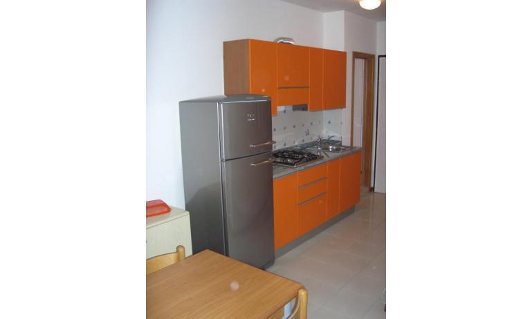 appartamenti CASTELLO: B4 - cucina (esempio)