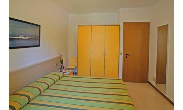 appartamenti CAMPIELLO: C6 - camera matrimoniale (esempio)