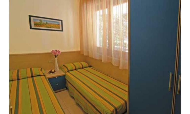 appartamenti CAMPIELLO: C6 - camera doppia (esempio)