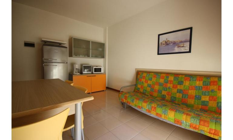 appartamenti CAMPIELLO: C6 - soggiorno (esempio)