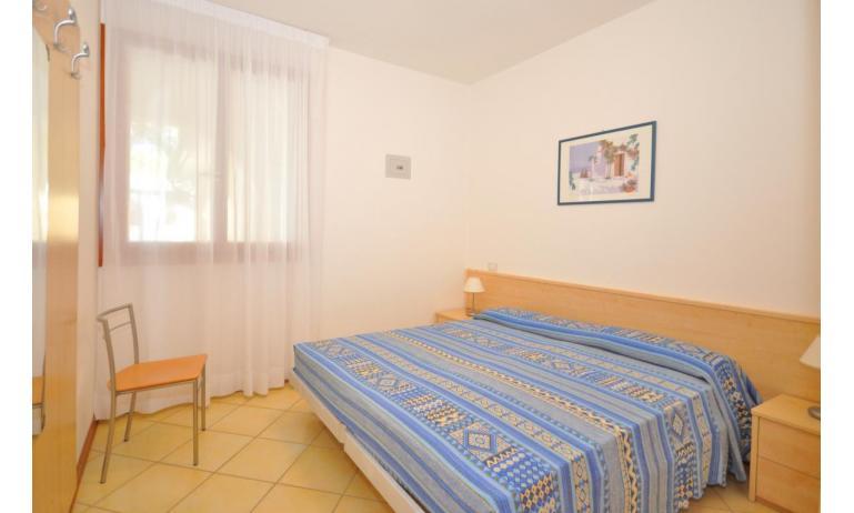 appartamenti ORCHIDEA: C6 - camera matrimoniale (esempio)
