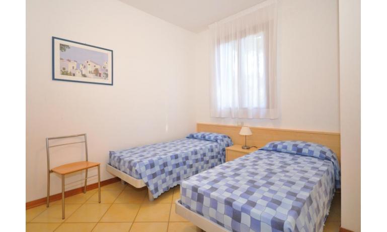 appartamenti ORCHIDEA: C6 - camera doppia (esempio)