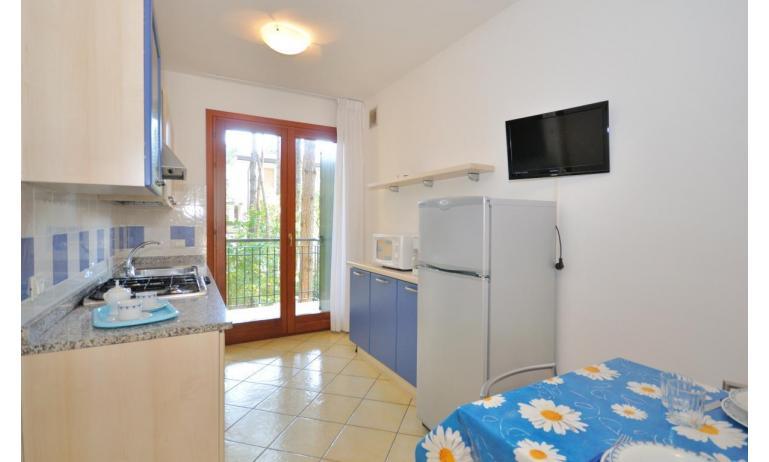 appartamenti ORCHIDEA: C6 - angolo cottura (esempio)