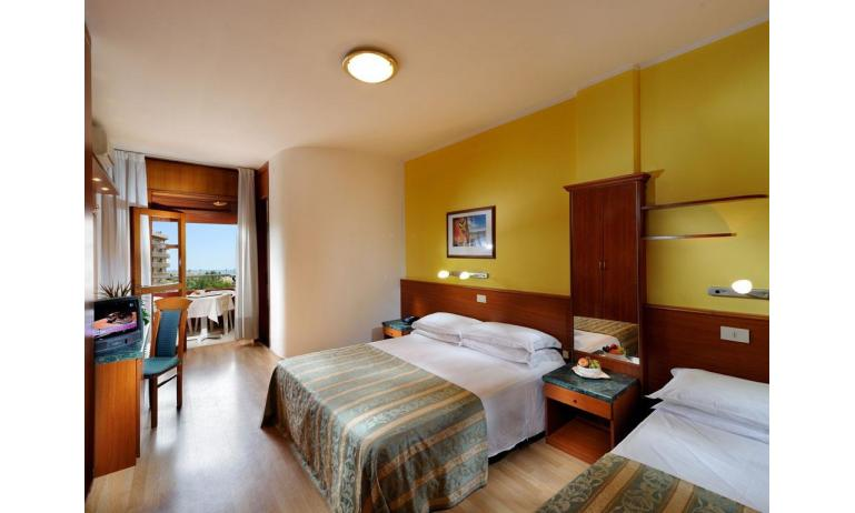hotel BEMBO: Standard - camera tripla (esempio)