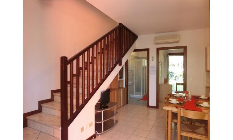 residence LEOPARDI: D8 - soggiorno (esempio)