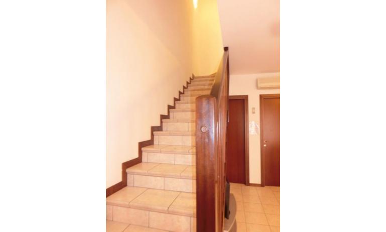 residence LEOPARDI: D8 - scala interna (esempio)