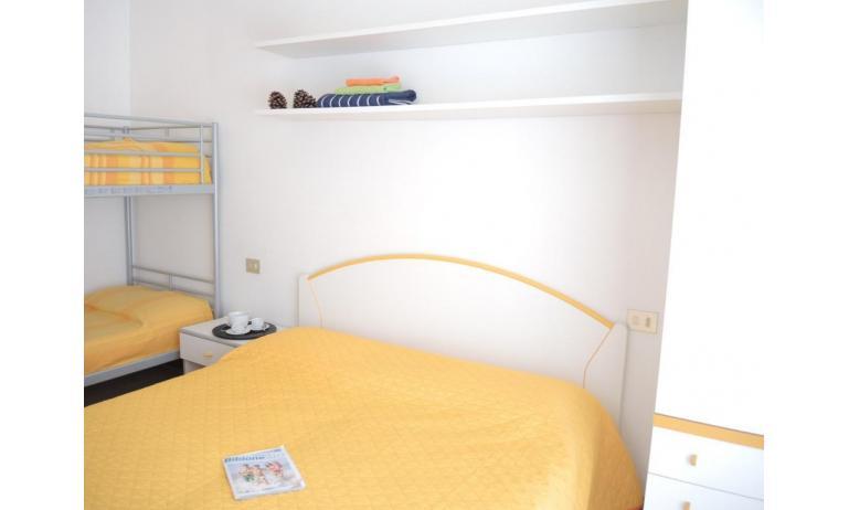 residence ITACA: B6* - camera con letto a castello (esempio)