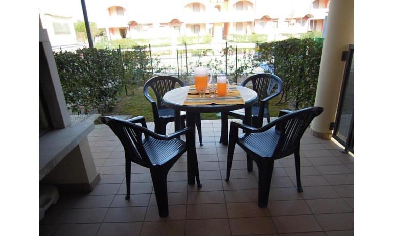 residence TULIPANO: B4 - veranda (esempio)