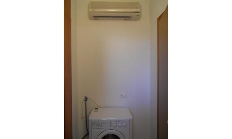 residence TULIPANO: B4 - lavatrice