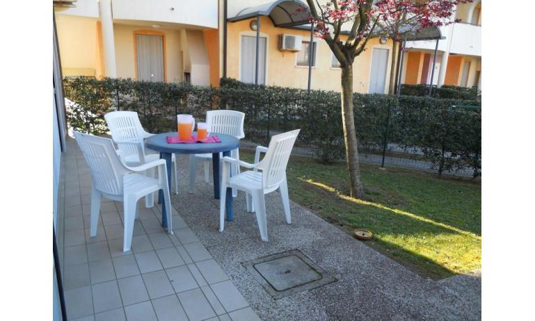 residence TULIPANO: B5 - giardino (esempio)