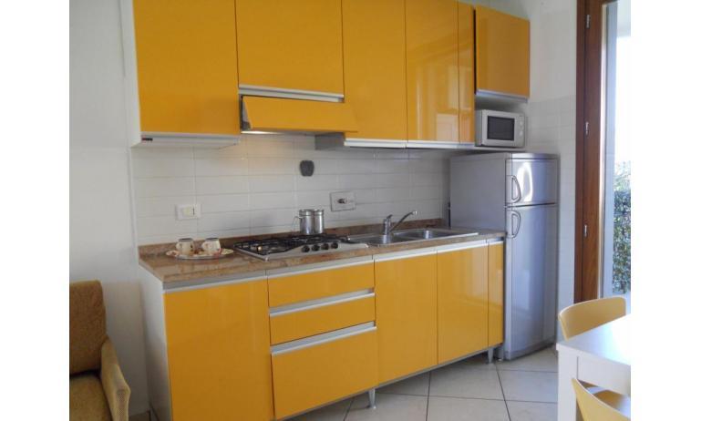 residence TULIPANO: B5 - angolo cottura (esempio)
