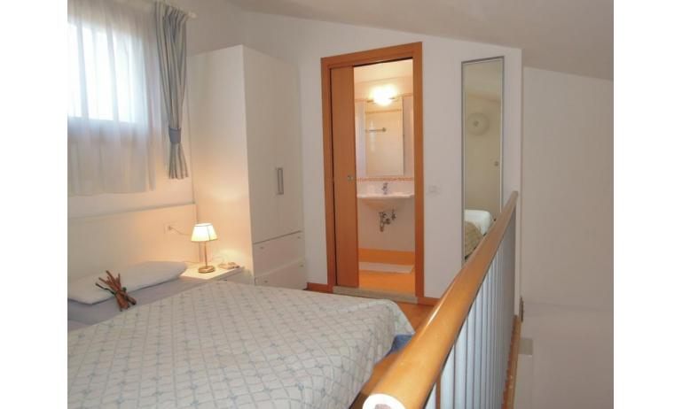 residence TULIPANO: D8 - camera al piano superiore (esempio)