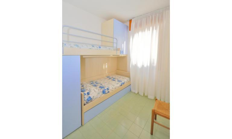 residence SPORTING: C6 - camera con letto a castello (esempio)