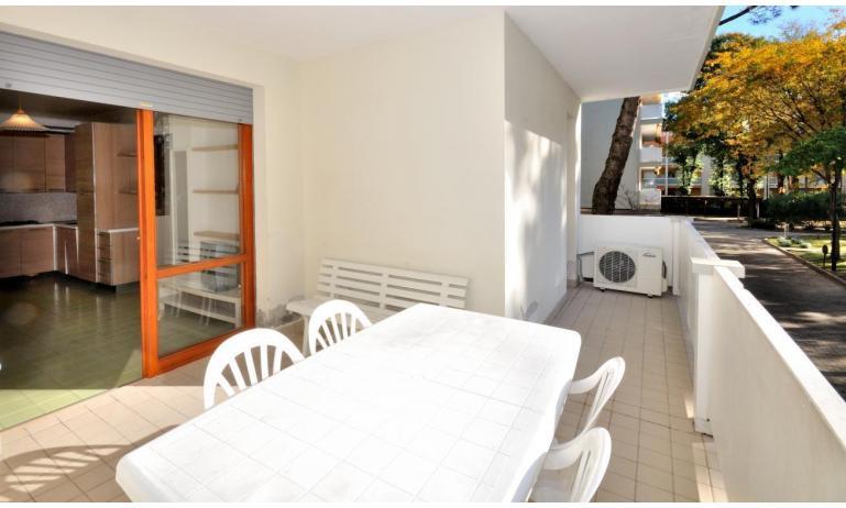 residence SPORTING: C6 - balcone (esempio)