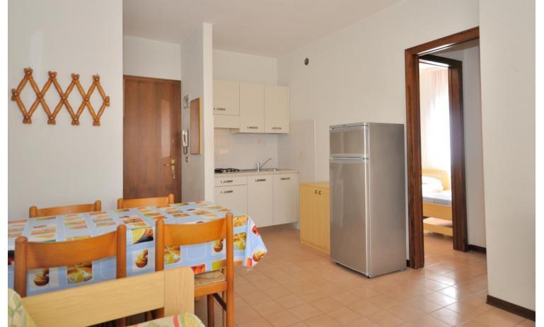 Residence SPORTING: C6 - Kochnische (Beispiel)