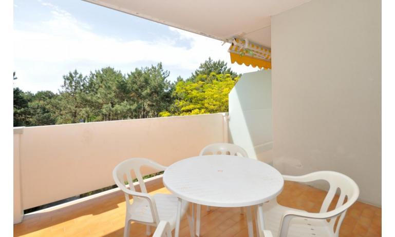 Residence SPORTING: C6 - Balkon (Beispiel)