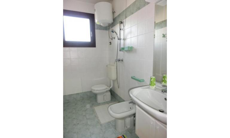 residence LIA: D7 - bagno (esempio)