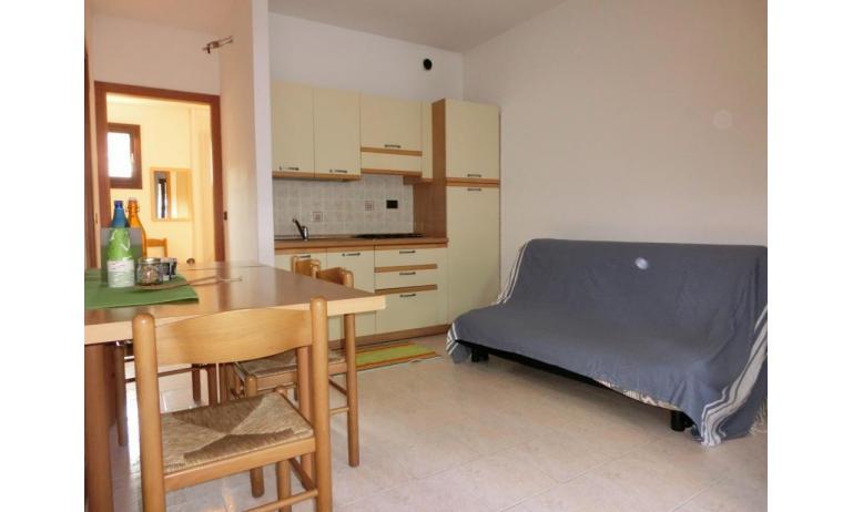 residence LIA: D7 - divano letto doppio (esempio)