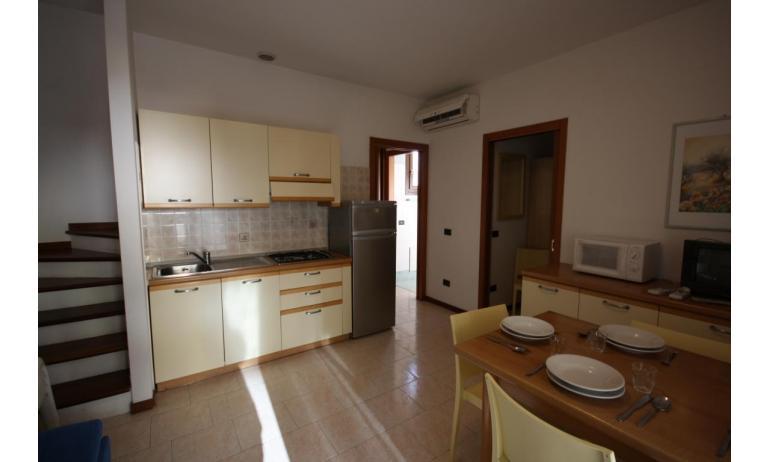 residence LIA: D7 - zona giorno
