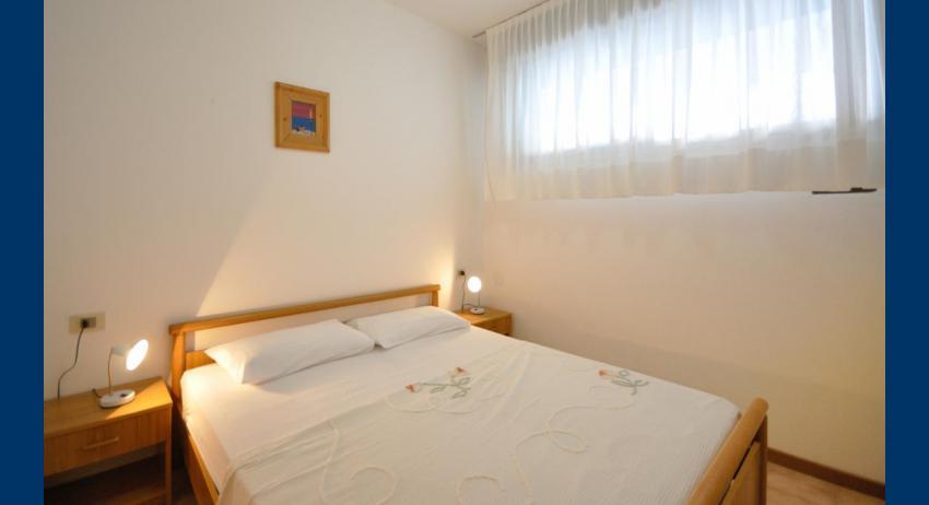 B4 - chambre à coucher double (exemple)