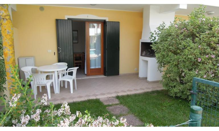 residence LEOPARDI: B5 - giardino (esempio)