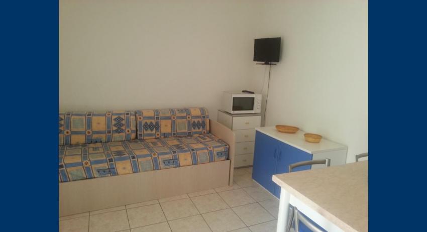 B5 - divano letto doppio (esempio)