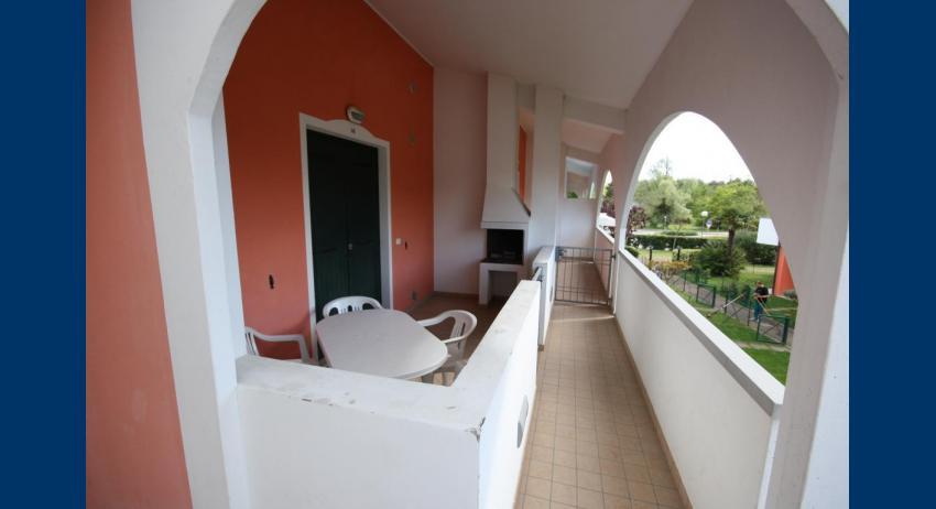 B5 - terrasse au premier étage (exemple)