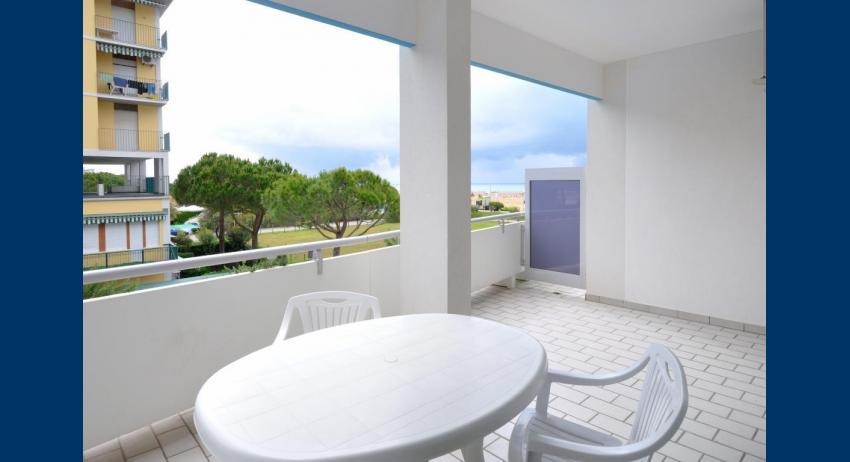 B5 - balcon avec vue mer (exemple)