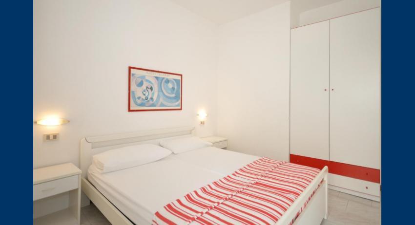 B5 - chambre à coucher double (exemple)