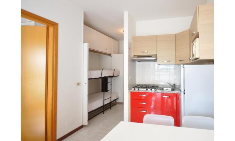 residence LUXOR: B5 - nicchia con letto (esempio)