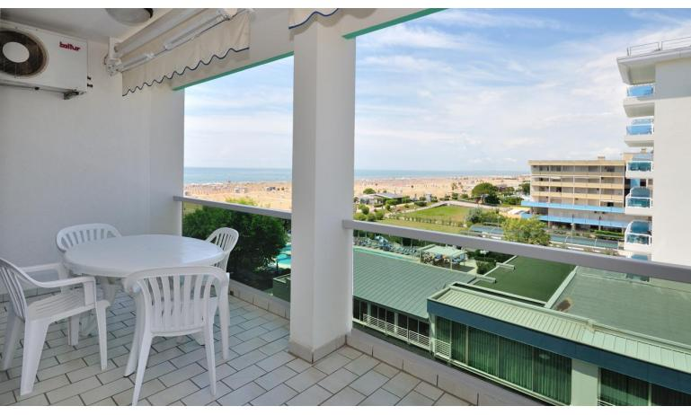 residence LUXOR: B5/S - balcone vista mare (esempio)