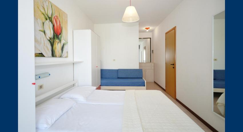 B5/S - chambre à 3 lits (exemple)